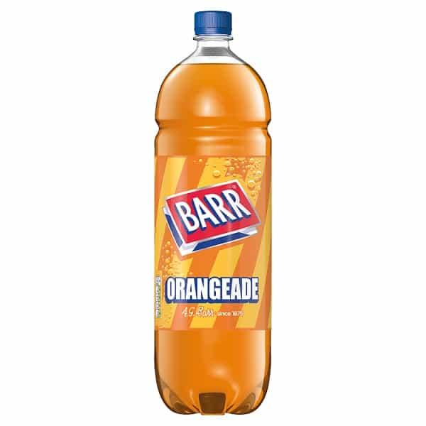 Barr Orangeade 2l