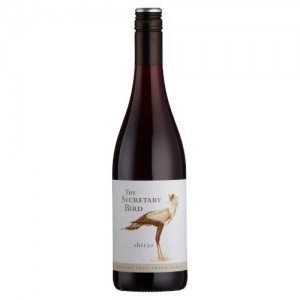 The Secretary Bird Shiraz 750ml