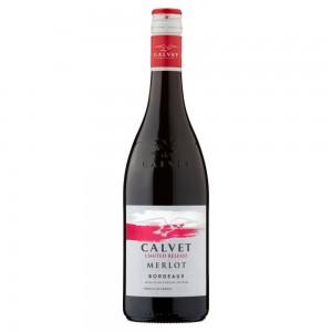 Calvet Limited Release Merlot 75cl