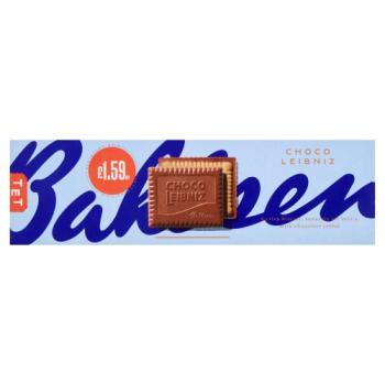Bahlsen Choco Leibniz Milk Chocolate 125g