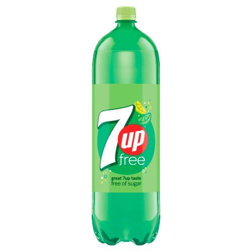 7UP Free 2L