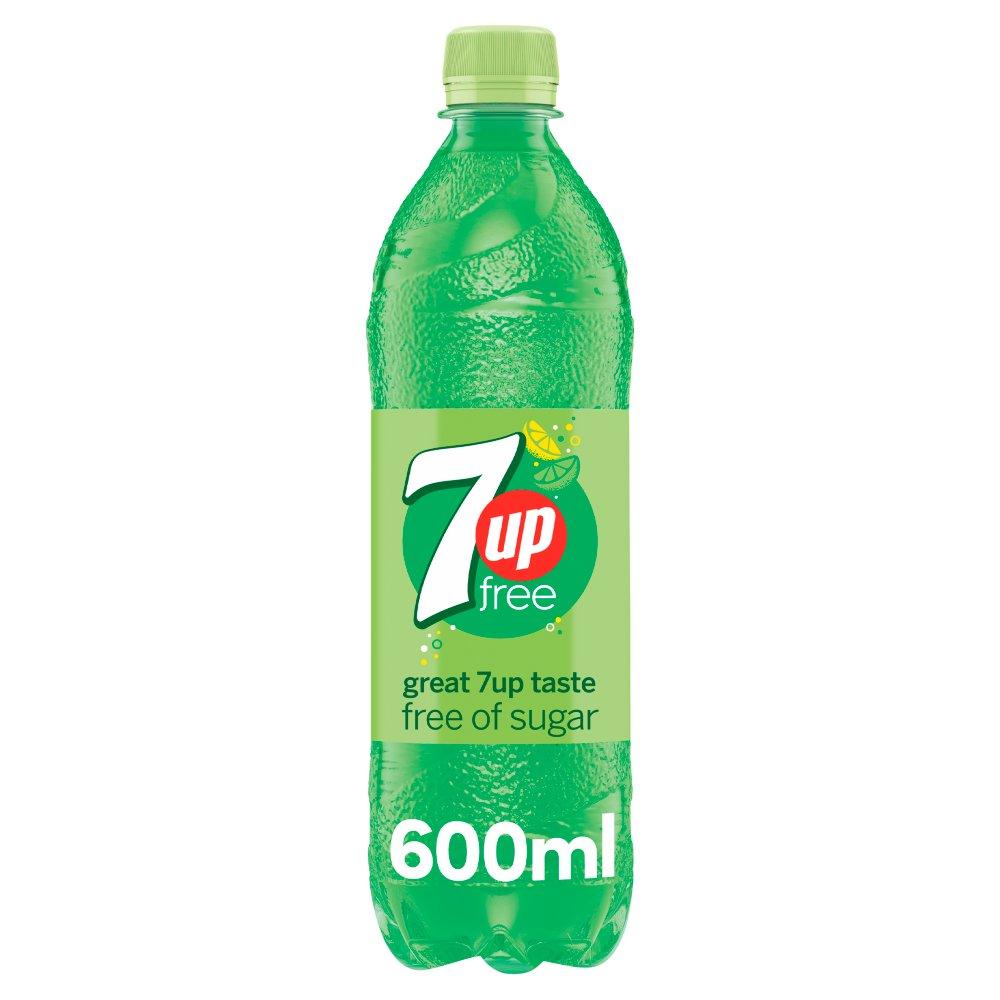 7UP Free 600ml