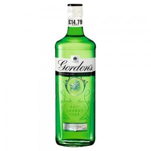 Gordon's London Dry Gin 70cl PMP