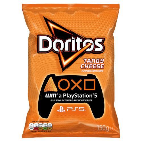 Doritos Tangy Cheese Tortilla Chips 150g