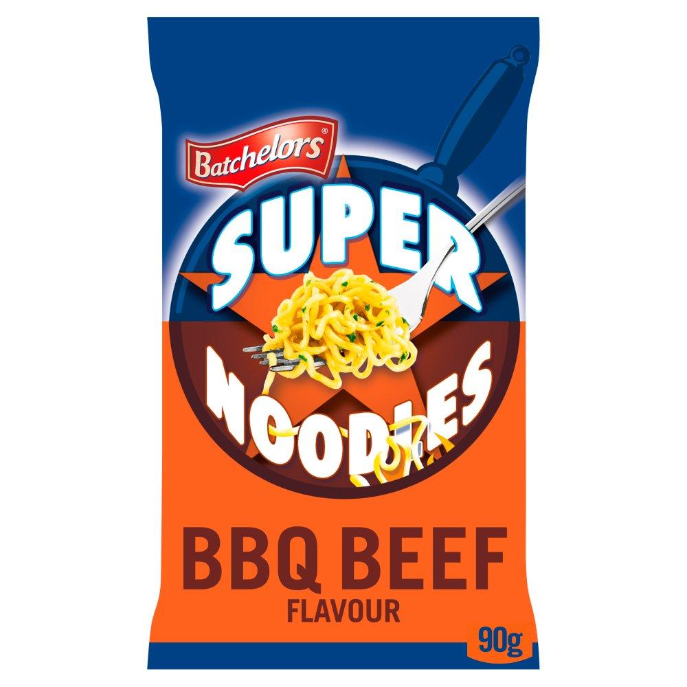 Batchelors Super Noodles BBQ Beef Flavour 90g