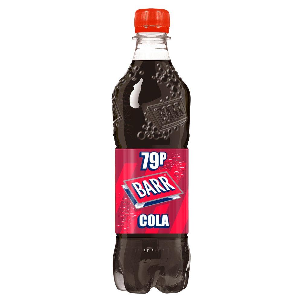 Barr Cola 500ml Bottle