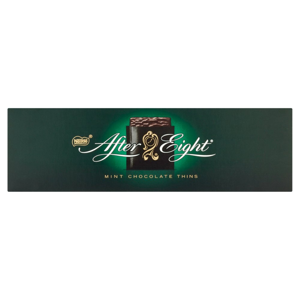 After Eight Dark Mint Chocolate Carton Box 300g