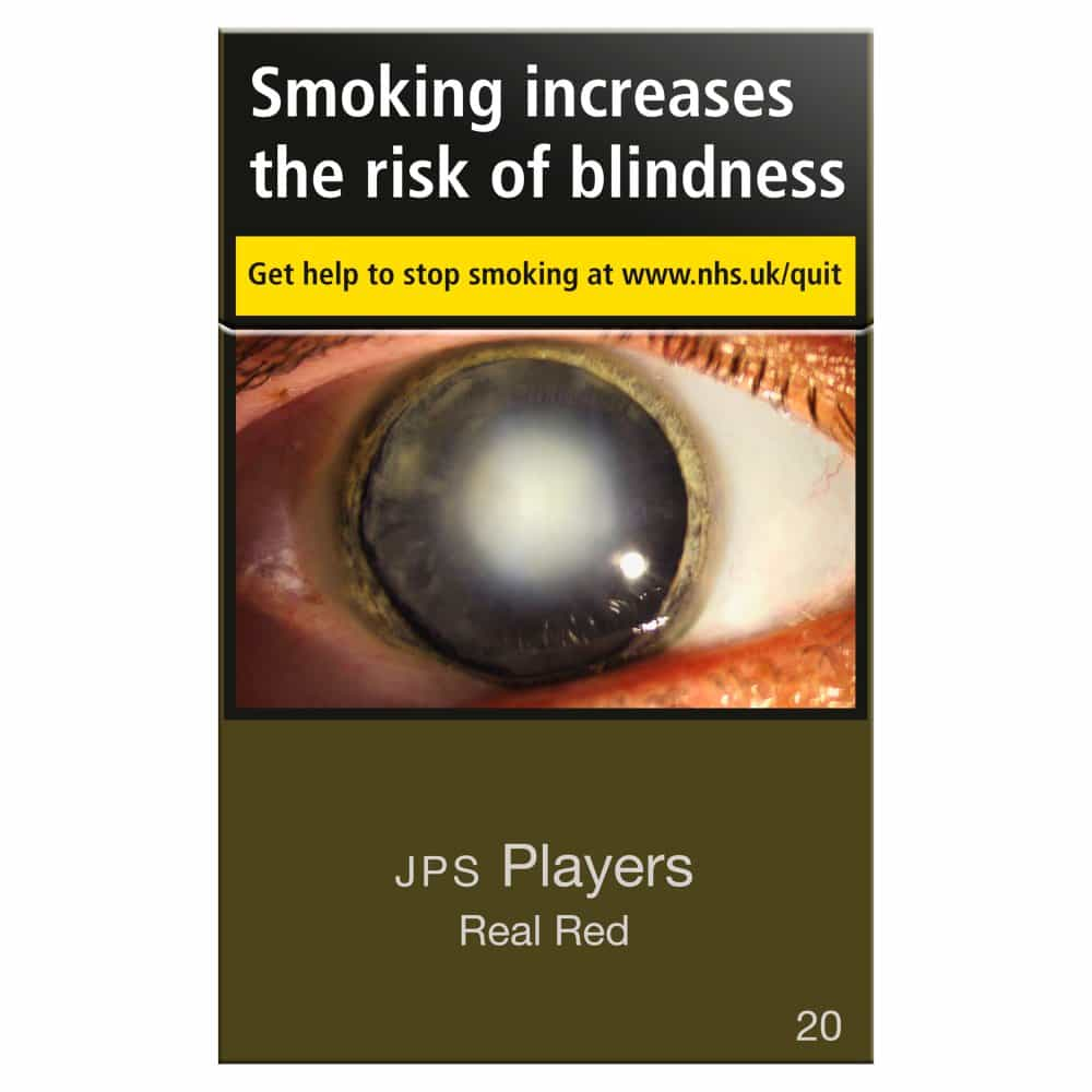 JPS Players Real Red
