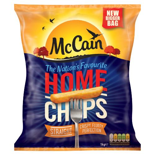 McCain Home Chips Straight 1kg