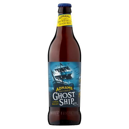 Adnams Southwold Ghost Ship Citrus Pale Ale 500ml