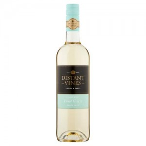 Distant Vines Pinot Grigio 75cl