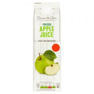 Discover the Choice Pressed Apple Juice 1 Litre