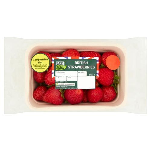 Farm Fresh British Strawberries