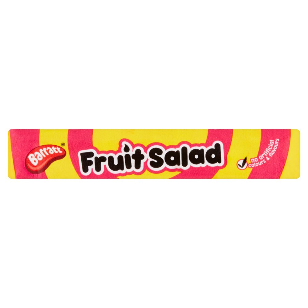 Barratt Fruit Salad Chews 36g