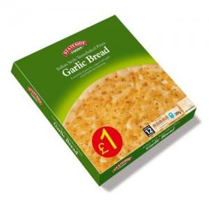 Stateside Foods Garlic Bread 380g