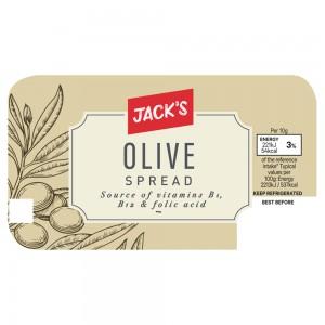 Jack's Olive Spread 500g
