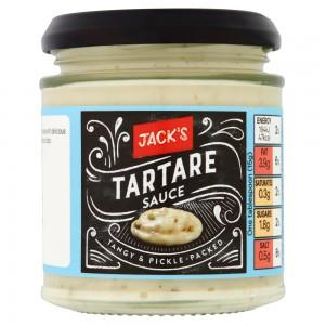 Jack's Tartare Sauce 175g