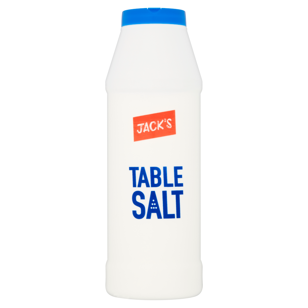 Jack's Table Salt 750g
