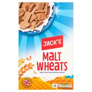 Jack's Malt Wheats 750g
