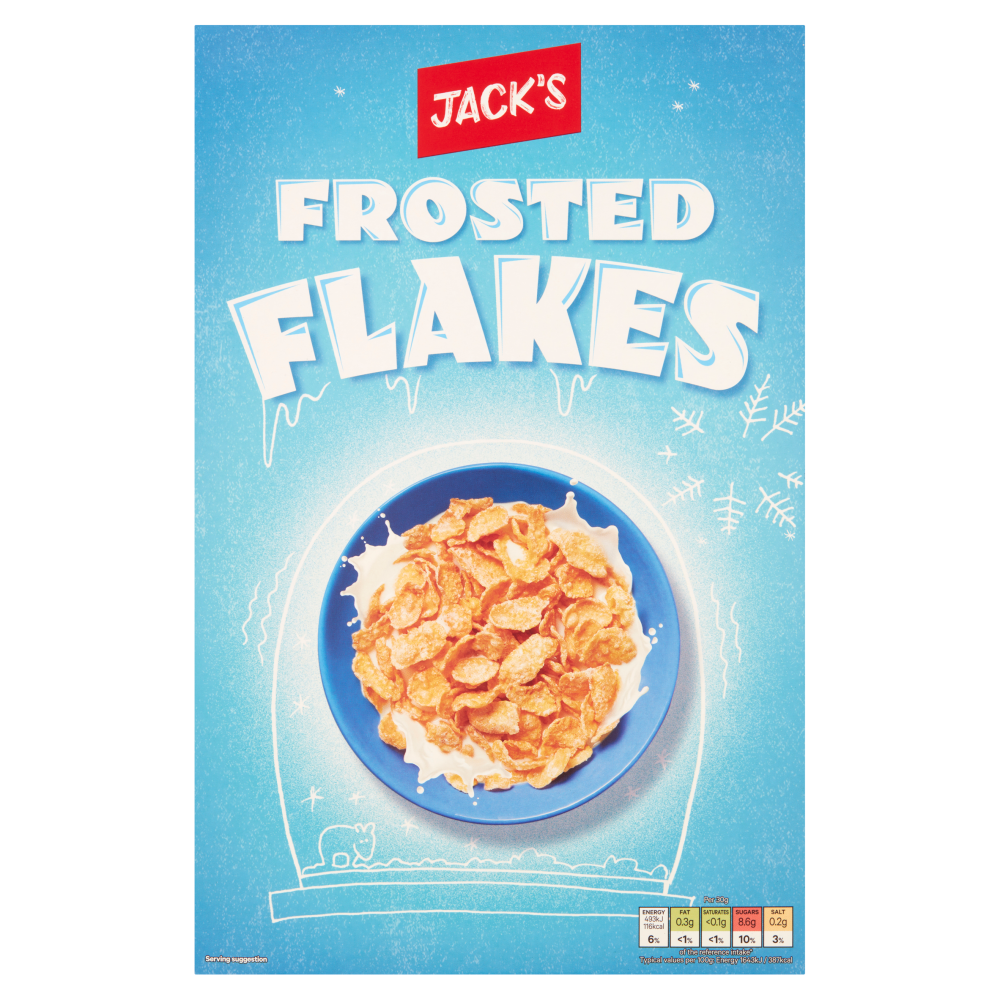 Jack's Frosted Flakes 500g