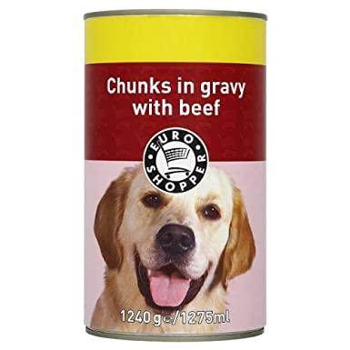 Beef Chunks In Gravy 1.24kg – Euro Shopper