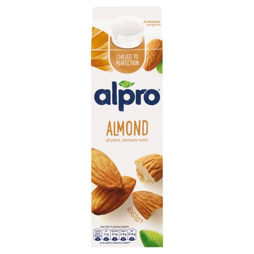 Alpro Almond Chilled Drink 1L