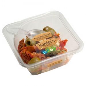 Harriet's Garden Olive & Tomato Antipasti Salad 150g