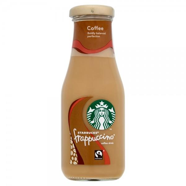 Starbucks Fairtrade Frappuccino Coffee Drink 250ml