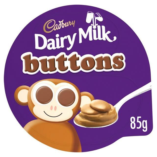 Cadbury Buttons Yoghurt 85g