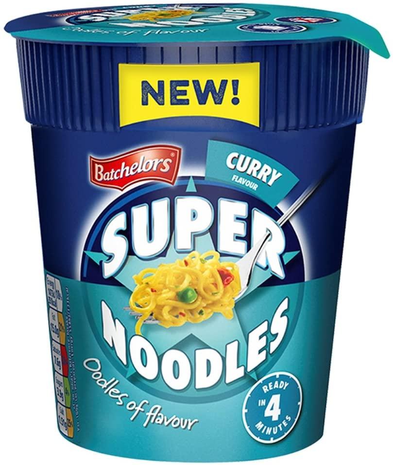 Batchelors Curry Flavour Super Noodles 75g