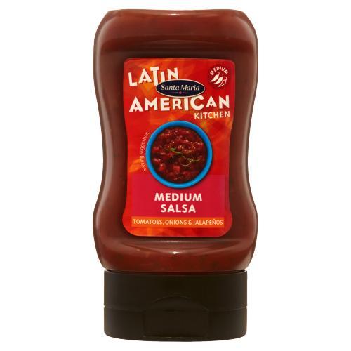 Santa Maria Latin American Kitchen Medium Salsa 235g