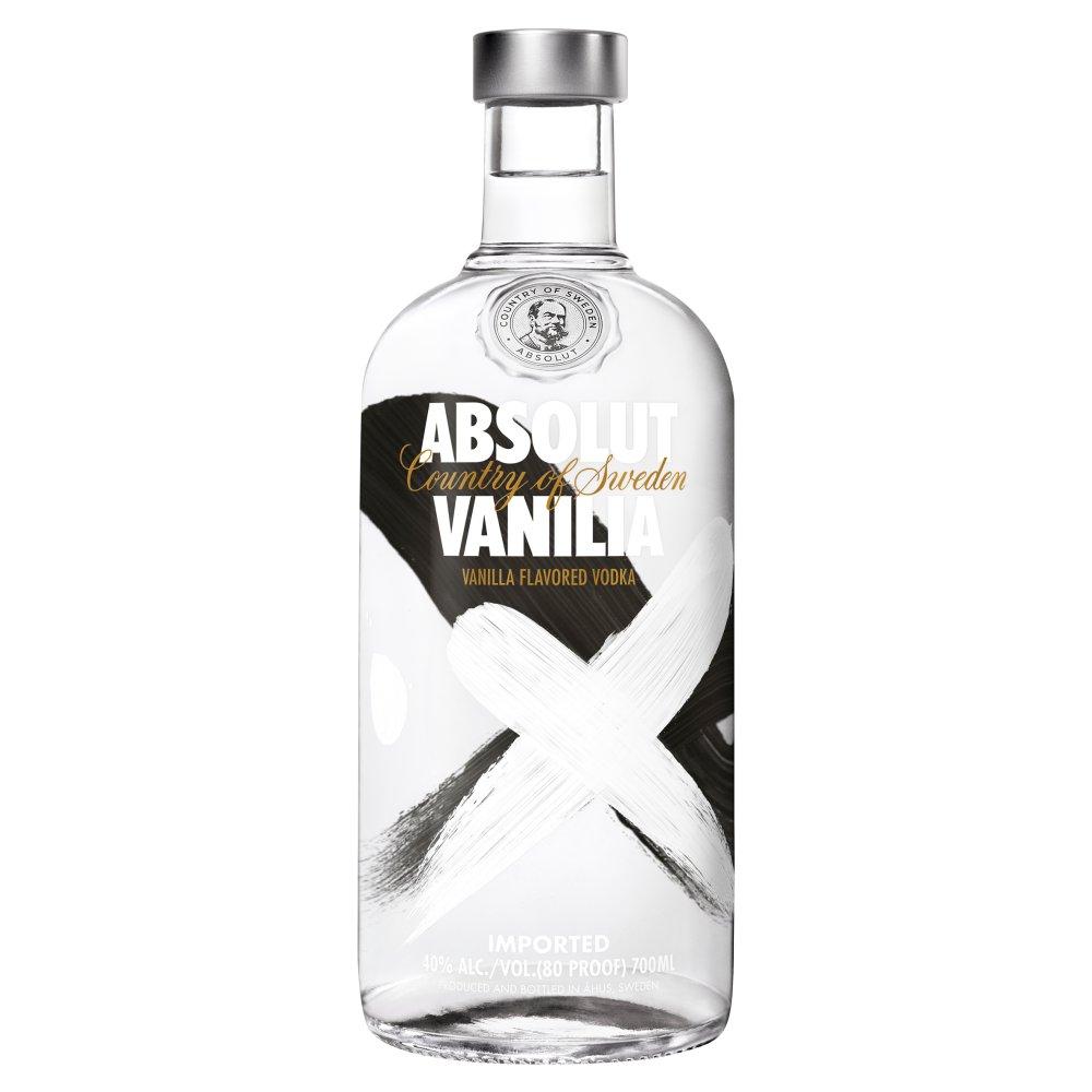 Absolut Vanilia Flavoured Vodka 70cl