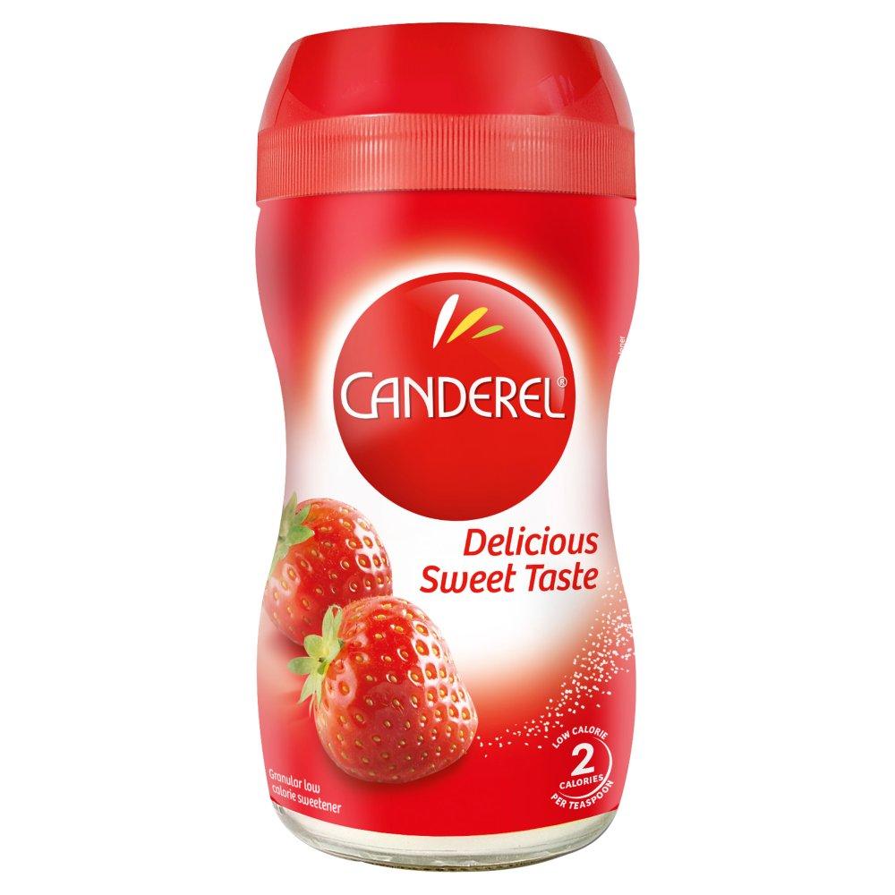 Canderel Granular Low Calorie Sweetener 40g