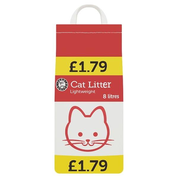 Cat Litter 8l – Euro Shopper