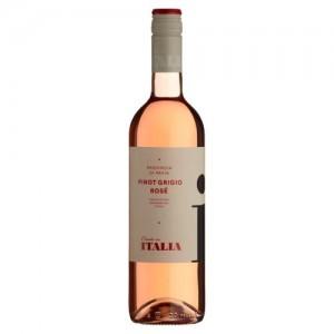 Italia Pinot Grigio Rose 750ml