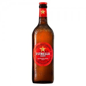 Estrella Damm Beer 660ml