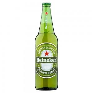 Heineken Lager Beer 650ml
