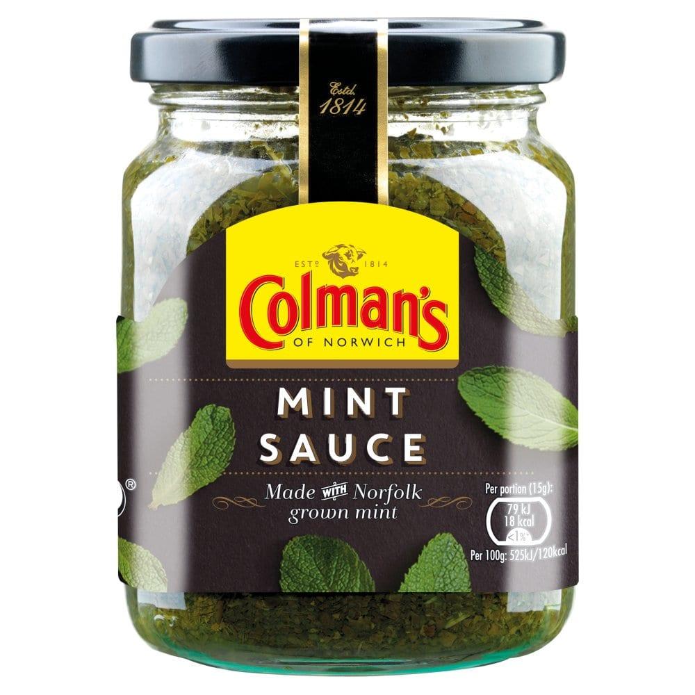 Colman's Classic Mint Sauce 165g