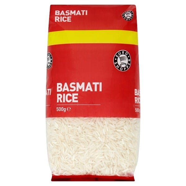 Basmati Rice 500g – Euro Shopper