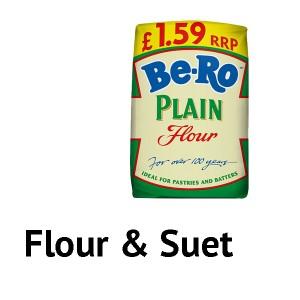 Flour & Suet