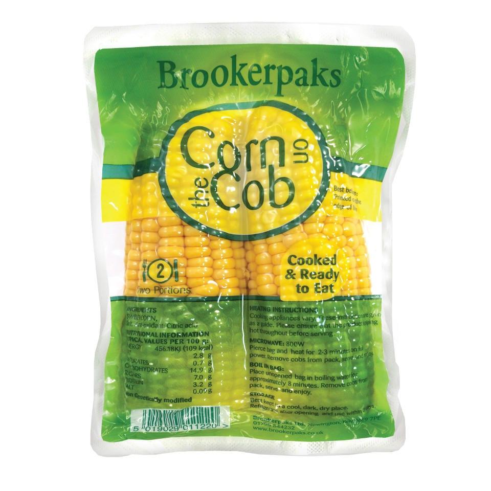 Corn on the Cob Twin Pack Brookerpaks