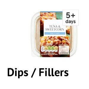 Dips / Fillers