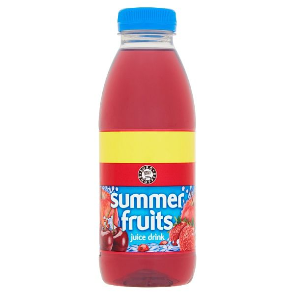 Euro Shopper Summer Fruits Juice