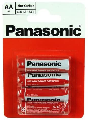 PANASONIC 1.5v Battery AA