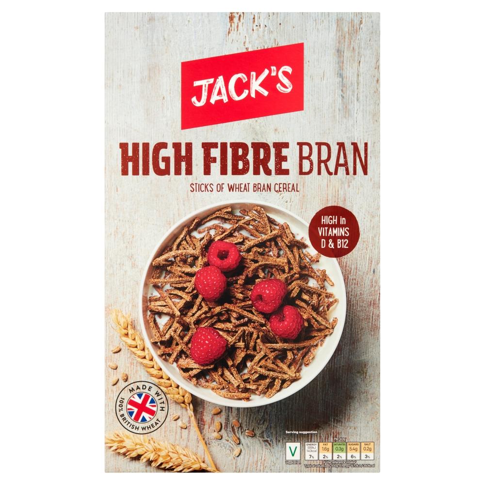 Jack's High Fibre Bran 750g