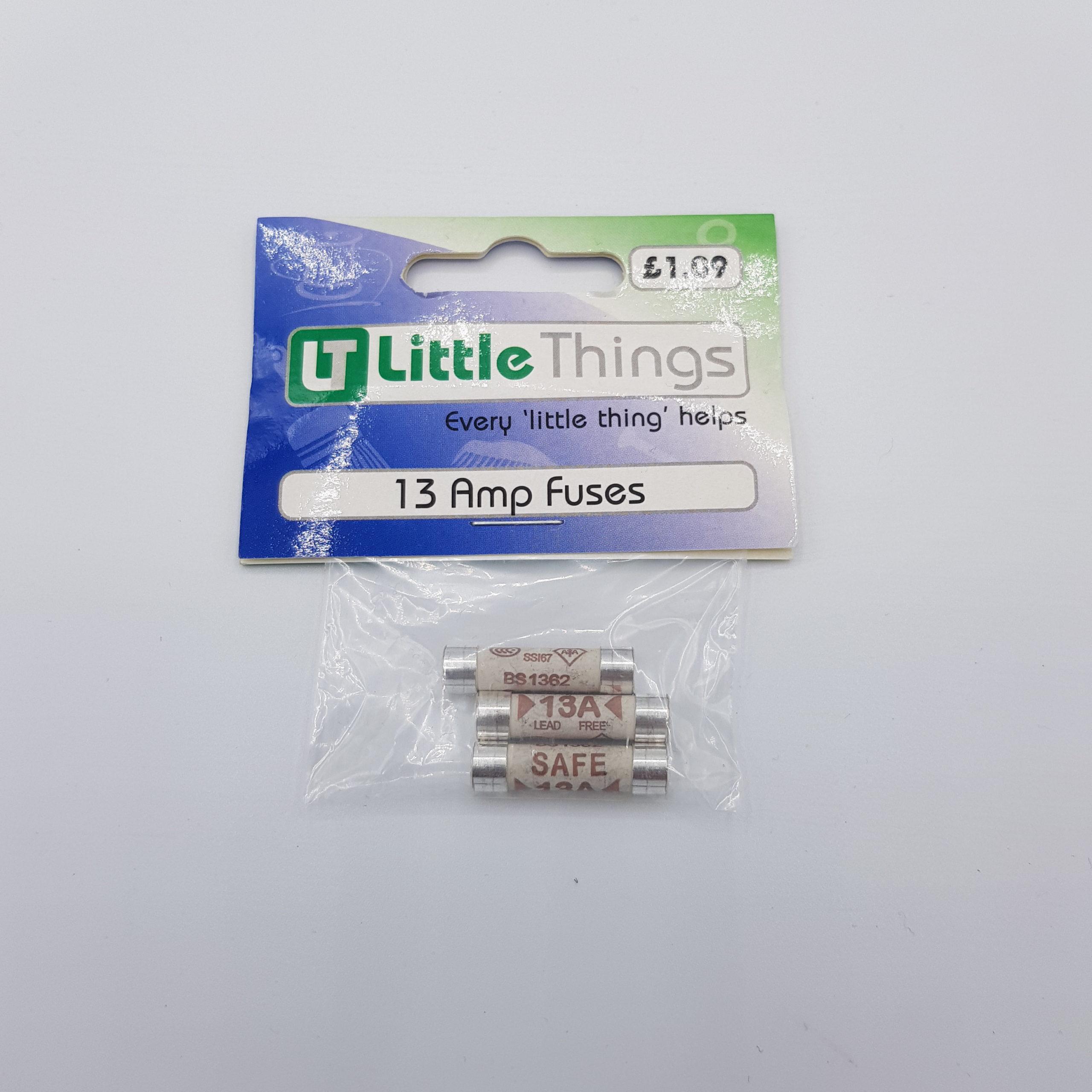 LittleThings 13 Amp Fuses