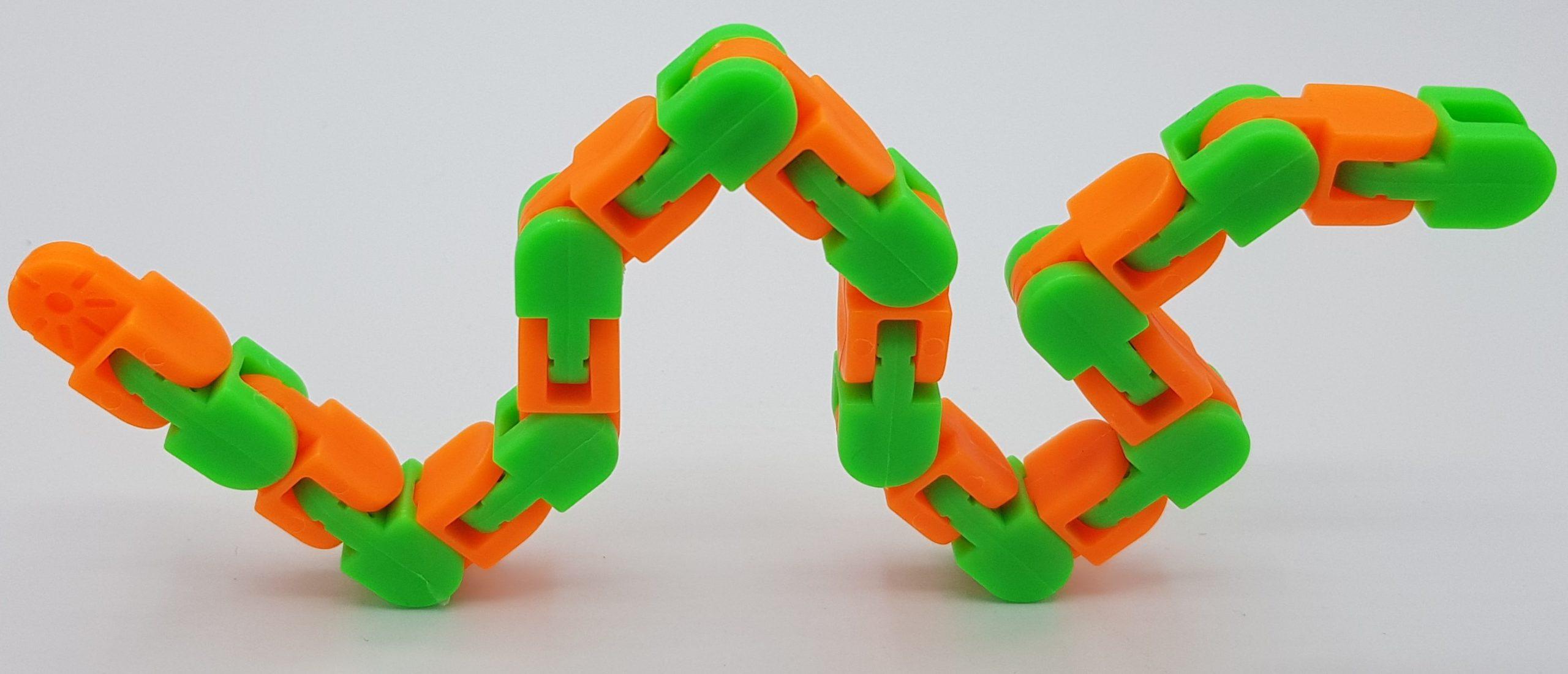 Fidget Range – Wacky Link Snake