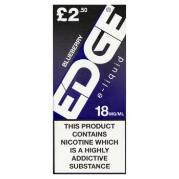 Edge Blueberry E-Liquid 18mg/ml 10ml