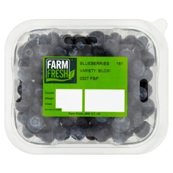 Farm Fresh Blueberries 150g