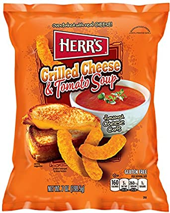 Herr's Grilled Cheese & Tomato Soup 170g